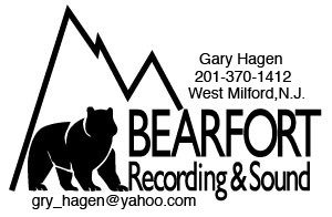 BEARFORT Recording & Sound